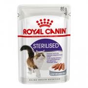 Royal Canin Sterilised консервы для стерилизованных кошек, пауч (паштет)