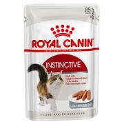 Royal Canin Instinctive консервы для кошек, пауч (паштет)