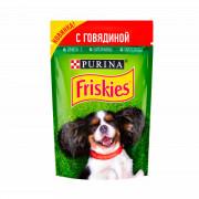 Friskies корм консервированный  для собак с говядиной