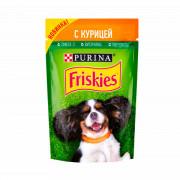 Friskies корм консервированный для собак с курицей