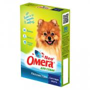 ОМЕГА NEO+ лакомство для собак с Биотином 90 таб.