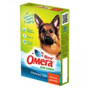 ОМЕГА NEO+ лакомство для собак с Морскими водорослями 90 таб.