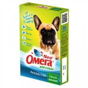 ОМЕГА NEO+ лакомство для собак с мятой и имбирем 90 таб.