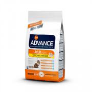ADVANCE Adult корм сухой для взрослых кошек курица и рис