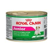 Royal Canin Junior консервы для щенков мелких пород, мусс