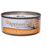 APPLAWS Cat Chicken Breast and Cheese консервы для кошек с куриной грудкой и сыром