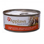 APPLAWS Cat Chicken Breast and Pumpkin консервы для кошек с куриной грудкой и тыквой