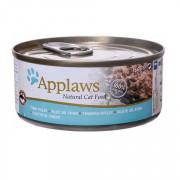 APPLAWS Cat Tuna Fillet консервы для кошек с филе тунца