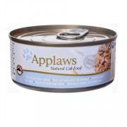APPLAWS Cat Tuna Fillet and Cheese консервы для кошек с филе тунца и сыром