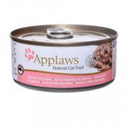 APPLAWS Cat Tuna Fillet and Prawn консервы для кошек с филе тунца и креветками