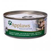 APPLAWS Cat Tuna Fillet and Seaweed консервы для кошек с филе тунца и морской капустой