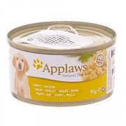 APPLAWS Chicken for Puppies консервы для щенков с курицей