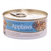 APPLAWS Chicken with Tuna with Jelly консервы для собак курица с тунцом в желе