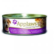 APPLAWS Dog Chicken Ham and Veg консервы для собак с курицей ветчиной и овощами