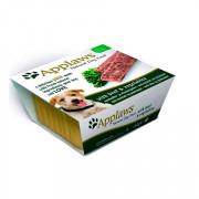 APPLAWS Dog Pate with Beef and vegetables консервы для собак паштет с говядиной и овощами