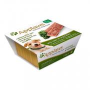 APPLAWS Dog Pate with Lamb and vegetables консервы для собак паштет с ягненком и овощами