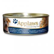 APPLAWS Dog Tin Chicken Salmon with Vegetables консервы для собак с курицей лососем и овощами