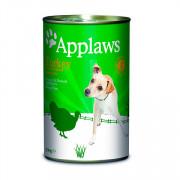 APPLAWS Dog Tin Turkey with Chicken and Vegetables консервы для собак с индейкой курицей и овощами