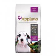 APPLAWS Dry Dog Chicken Large Breed Puppy корм беззерновой для щенков крупных пород курица и овощи