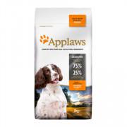 APPLAWS Dry Dog Chicken Small and Medium Breed Adult корм беззерновой для собак малых и средних пород курица и овощи