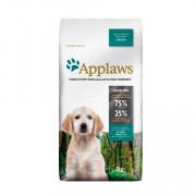 APPLAWS Dry Dog Chicken Small and Medium Breed Puppy корм беззерновой для щенков малых и средних пород курица и овощи