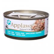 APPLAWS Kitten Tuna консервы для котят с тунцом