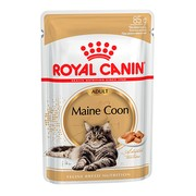 Royal Canin Maine Coon Adult консервы для кошек породы мейн-кун, пауч