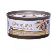 APPLAWS Senior Cat Tuna with Sardine in Jelly консервы для пожилых кошек с тунцом и сардинками