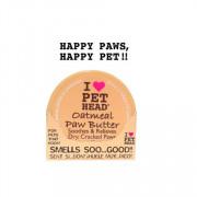 Pet Head масло для потрескавшихся лап с маслами ши овсянки жожоба кокоса оливок и алоэ вера