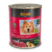 Belcando консервы для собак с говядиной