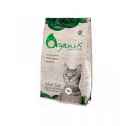 ORGANIX корм сухой для кошек гипоаллергенный ягненок