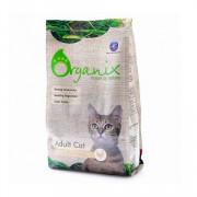 ORGANIX корм сухой для кошек натуральный курочка