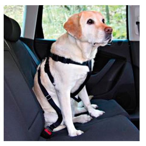 Trixie автомобильный ремень безопасности для собак 80-100см