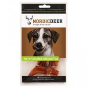 Nordic Deer лакомство для собак бычий корень дольки