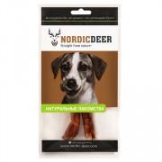 Nordic Deer лакомство для собак бычий корень тонкий