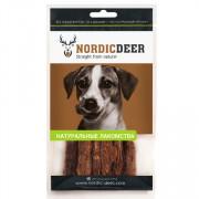 Nordic Deer лакомство для собак вымя говяжье