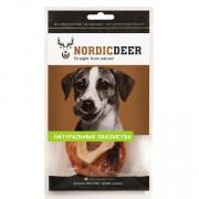 Nordic Deer лакомство для собак крутоны говяжьи