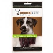 Nordic Deer лакомство для собак пищевод говяжий