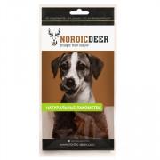 Nordic Deer лакомство для собак рубец говяжий