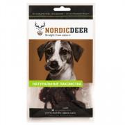 Nordic Deer лакомство для собак сердце баранье