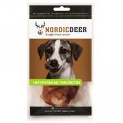 Nordic Deer лакомство для собак ухо внутреннее говяжье