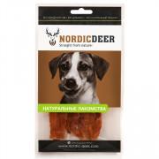 Nordic Deer лакомство для собак хорда говяжья