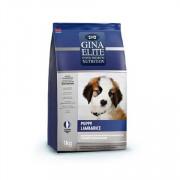 Gina Elite Puppy Lamb and Rice корм сухой для щенков беременных и кормящих собак ягненок рис