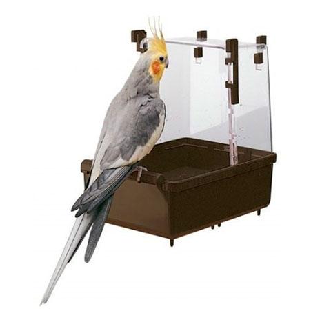 Ferplast L101 ванночка для средних попугаев