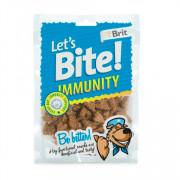 Brit Let's Bite лакомство для собак иммунитет