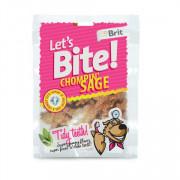 Brit Let's Bite Chompin' Sage лакомство для собак с шалфеем