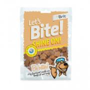 Brit Let's Bite Shine On лакомство для собак сияние
