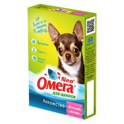 Омега Neo+ лакомство для щенков с пребиотиком веселый малыш
