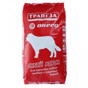 Трапеза Breed корм сухой для собак средних и крупных пород