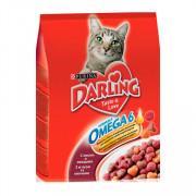 Darling сухой корм для кошек мясо и овощи